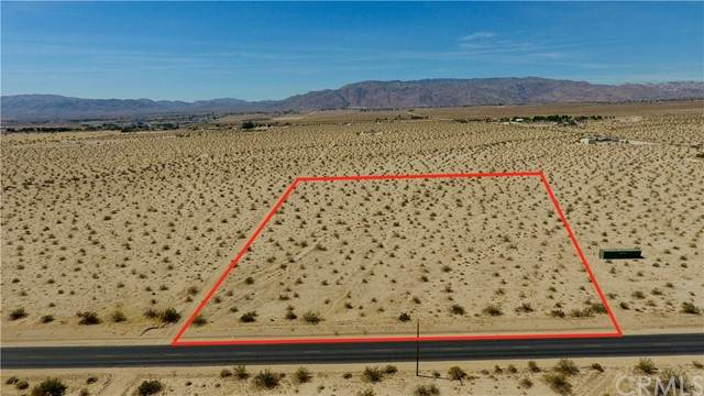 0 Indian, 29 Palms, CA 92277 (#NP21124993) :: The Marelly Group | Sentry Residential