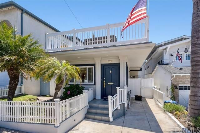 906 3rd Street, Hermosa Beach, CA 90254 (#SB21101550) :: Bathurst Coastal Properties