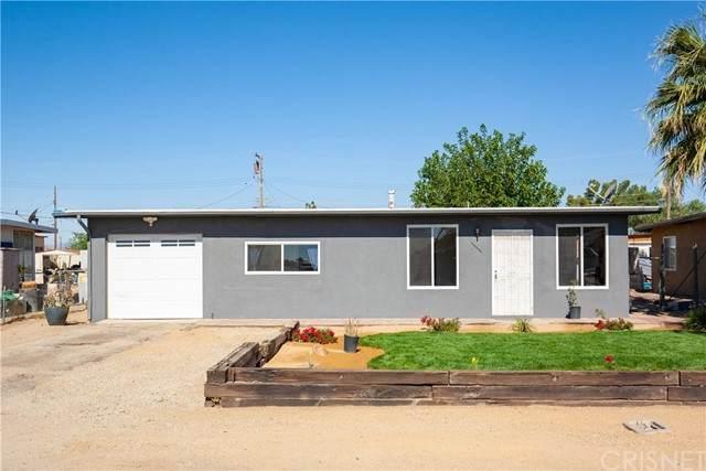 2839 Laurel Street, Rosamond, CA 93560 (#SR21124995) :: Powerhouse Real Estate
