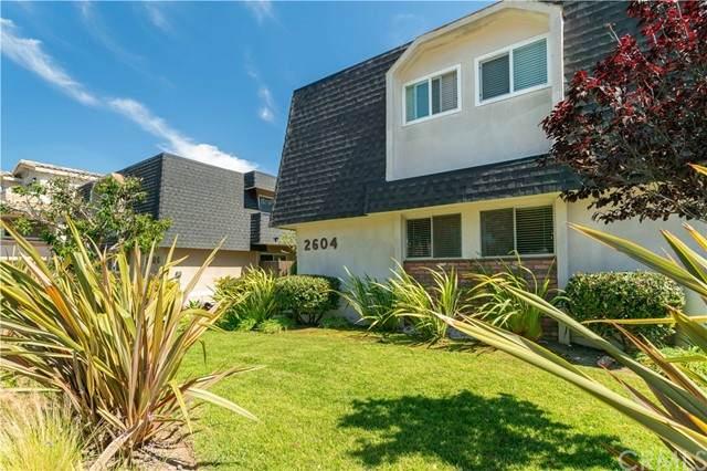 2604 Gates Avenue #4, Redondo Beach, CA 90278 (MLS #SB21122281) :: Desert Area Homes For Sale