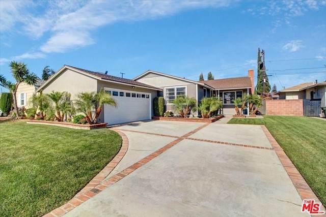 13028 S Saint Andrews Place, Gardena, CA 90249 (#21747008) :: Wahba Group Real Estate   Keller Williams Irvine