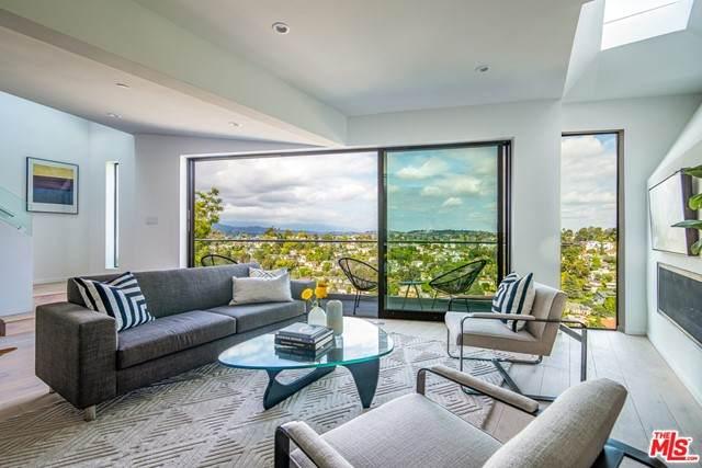 2224 Ronda Vista Drive, Los Angeles (City), CA 90027 (#21744366) :: Wahba Group Real Estate | Keller Williams Irvine