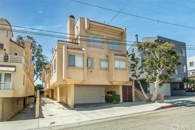 532 11th Street, Hermosa Beach, CA 90254 (#PW21113374) :: Bathurst Coastal Properties
