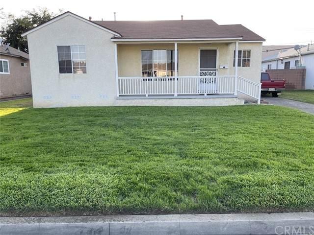7817 Eglise Avenue, Pico Rivera, CA 90660 (MLS #CV21125109) :: Desert Area Homes For Sale