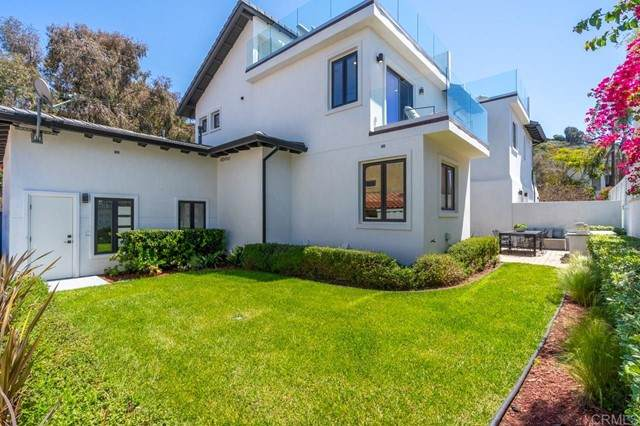 656 Rosemont/Draper, La Jolla, CA 92037 (#NDP2106617) :: Swack Real Estate Group | Keller Williams Realty Central Coast