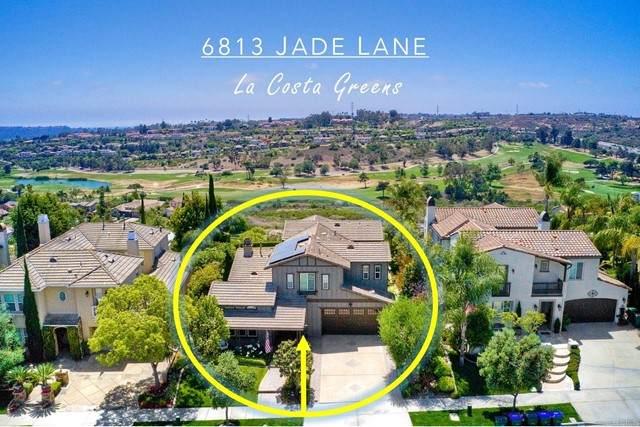 6813 Jade Lane, Carlsbad, CA 92009 (#NDP2106622) :: Wahba Group Real Estate   Keller Williams Irvine