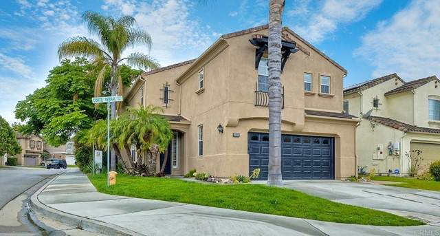 3395 Corte Terral, Carlsbad, CA 92009 (#NDP2106621) :: Berkshire Hathaway HomeServices California Properties