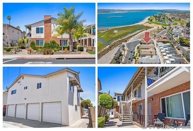 3838 3844 Lamont Street, San Diego, CA 92109 (#210015869) :: Powerhouse Real Estate