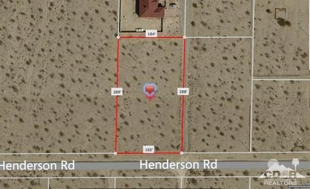 1 .1 Acre Henderson Road - Photo 1