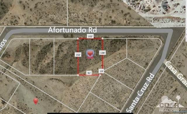 1 Vac Lot Afortunado, Desert Hot Springs, CA 92240 (#219063310DA) :: The Marelly Group | Sentry Residential