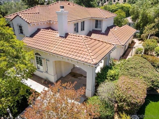 2195 Stone Castle, Fallbrook, CA 92028 (#210015883) :: Powerhouse Real Estate