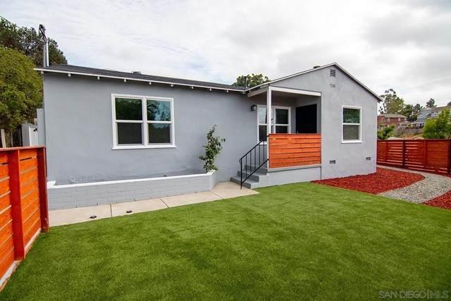 7201 Berkeley Dr, La Mesa, CA 91942 (#210015881) :: Wahba Group Real Estate   Keller Williams Irvine