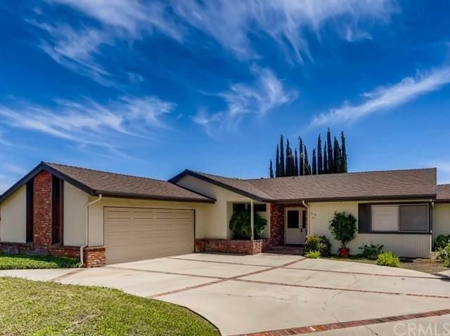 614 Camino Grove Avenue, Arcadia, CA 91006 (#PW21124454) :: The DeBonis Team