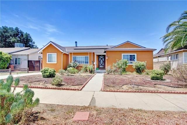 9261 Lev Avenue, Arleta, CA 91331 (#SR21120683) :: Zember Realty Group