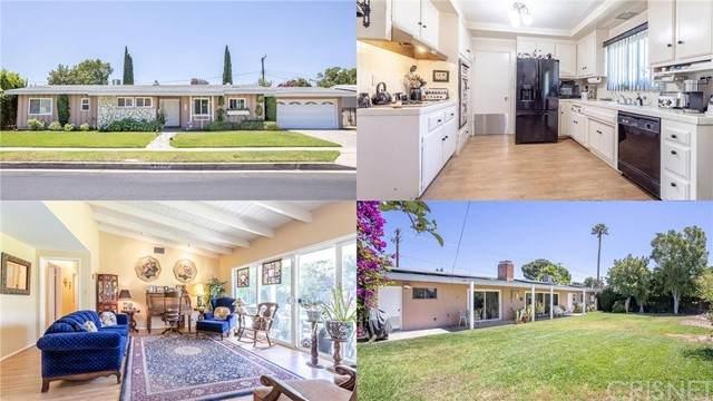 17740 San Jose Street, Granada Hills, CA 91344 (#SR21124577) :: The Parsons Team