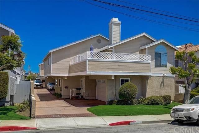 2513 Rockefeller Lane #2, Redondo Beach, CA 90278 (#SB21123777) :: Frank Kenny Real Estate Team