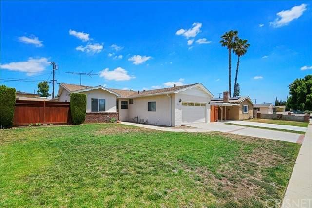 16737 Citronia Street, Northridge, CA 91343 (#SR21122544) :: Wahba Group Real Estate   Keller Williams Irvine
