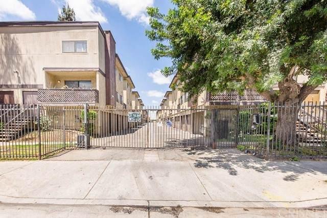 9131 Burnet Avenue #18, North Hills, CA 91343 (#SR21125297) :: Powerhouse Real Estate