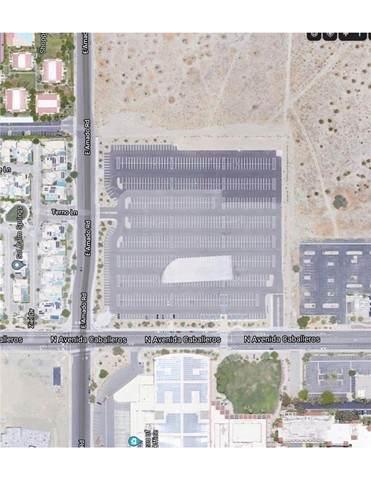 0 Avenida Caballeros, Palm Springs, CA 92262 (#CV21125341) :: Wahba Group Real Estate | Keller Williams Irvine