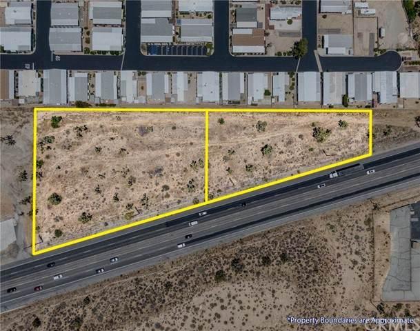 1 Twentynine Palms, Yucca Valley, CA 92284 (#JT21116211) :: Team Tami