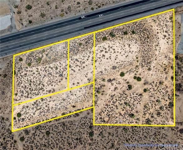 24 Twentynine Palms, Yucca Valley, CA 92284 (#JT21116207) :: Team Tami