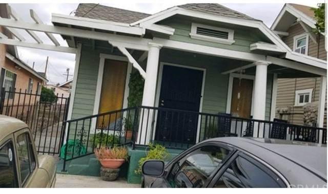 3741 E 6th Street, Los Angeles (City), CA 90023 (#CV21125383) :: Wahba Group Real Estate | Keller Williams Irvine