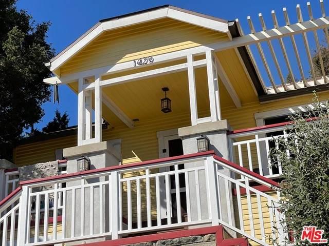 1429 N Avenue 49, Los Angeles (City), CA 90042 (#21747120) :: Powerhouse Real Estate
