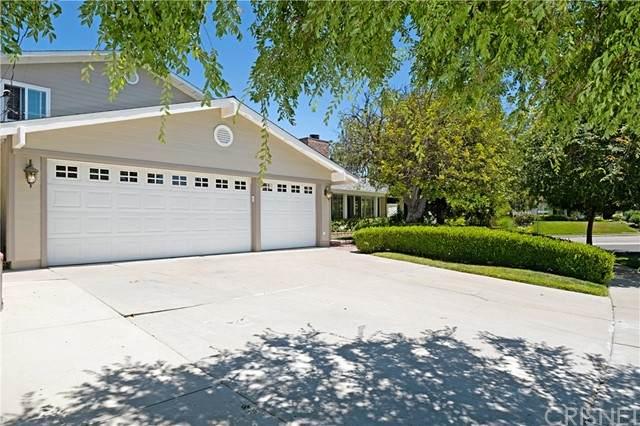 3544 Ganelon Drive, Calabasas, CA 91302 (#SR21125389) :: Zember Realty Group