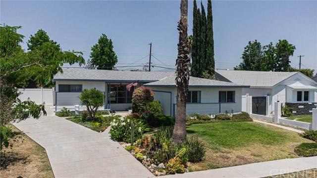 16745 Kinzie Street, Northridge, CA 91343 (#SR21125476) :: Wahba Group Real Estate   Keller Williams Irvine