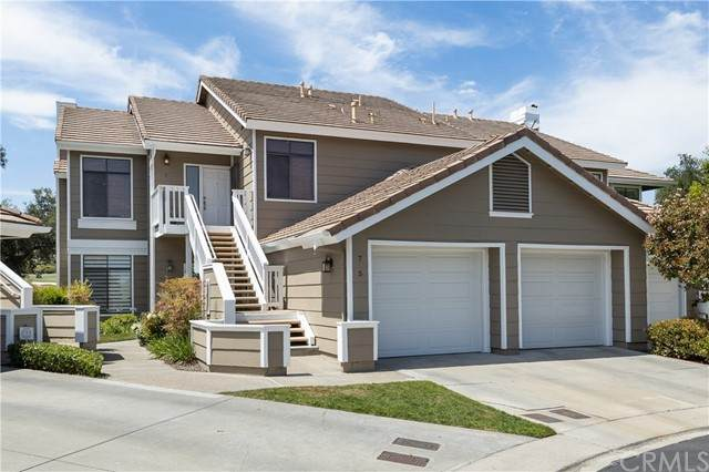 7 Ironwood Circle #22, Coto De Caza, CA 92679 (#SW21124898) :: Berkshire Hathaway HomeServices California Properties