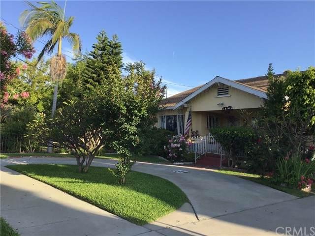 821 Date Street, Montebello, CA 90640 (#PW21125455) :: RE/MAX Empire Properties
