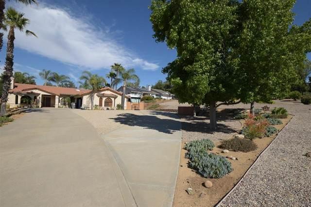 25245 Hereford Drive, Ramona, CA 92065 (#210015927) :: Wahba Group Real Estate | Keller Williams Irvine
