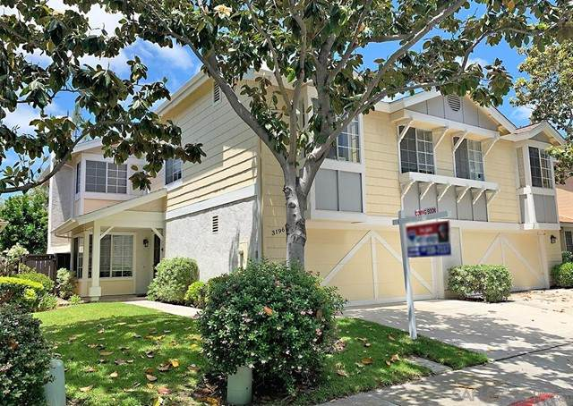 3196 Old Heather Road, San Diego, CA 92111 (#210015924) :: Wahba Group Real Estate   Keller Williams Irvine