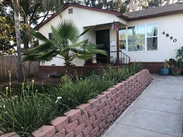 4890 Harbinson Avenue, La Mesa, CA 91942 (#PTP2104039) :: Wahba Group Real Estate   Keller Williams Irvine