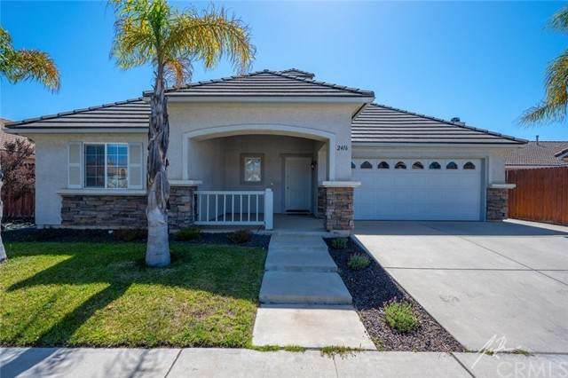 2416 Baldwin Way, Santa Maria, CA 93458 (#PI21123921) :: Swack Real Estate Group   Keller Williams Realty Central Coast