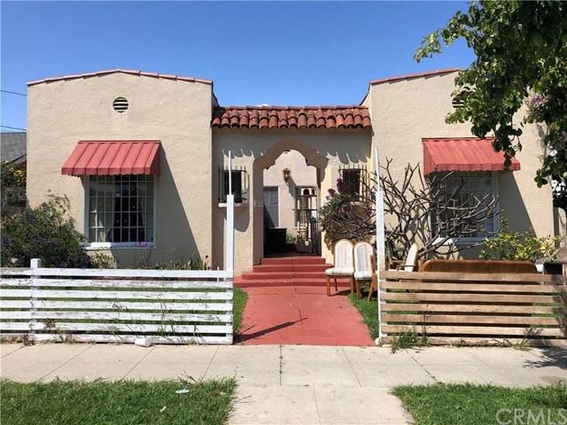 532 W 40th Street, San Pedro, CA 90731 (#PW21125507) :: Wahba Group Real Estate | Keller Williams Irvine