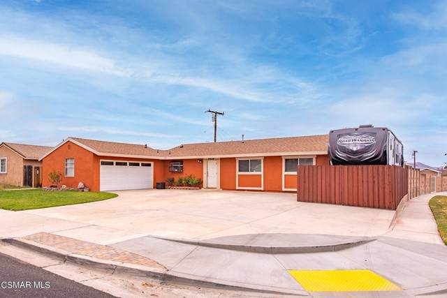 1291 Lawrence Circle, Simi Valley, CA 93065 (#221003144) :: Twiss Realty