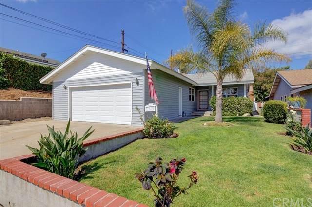 1809 Bolker Place, San Pedro, CA 90731 (#SB21106364) :: Team Tami