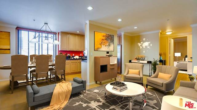 625 S Berendo Street #101, Los Angeles (City), CA 90005 (#21745044) :: Legacy 15 Real Estate Brokers