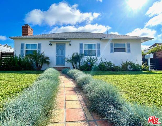 2807 S Barrington Avenue, Los Angeles (City), CA 90064 (#21746966) :: Legacy 15 Real Estate Brokers