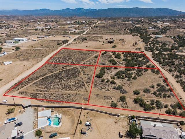 0 Merced Road, Oak Hills, CA 92344 (#SW21125561) :: Swack Real Estate Group | Keller Williams Realty Central Coast
