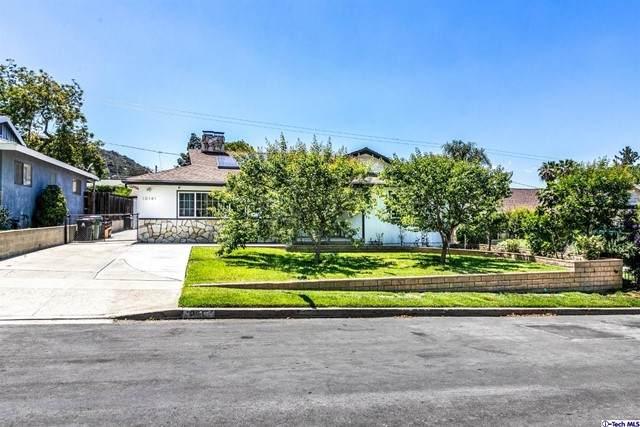 10141 Scoville Avenue, Sunland, CA 91040 (#320006304) :: Wahba Group Real Estate | Keller Williams Irvine