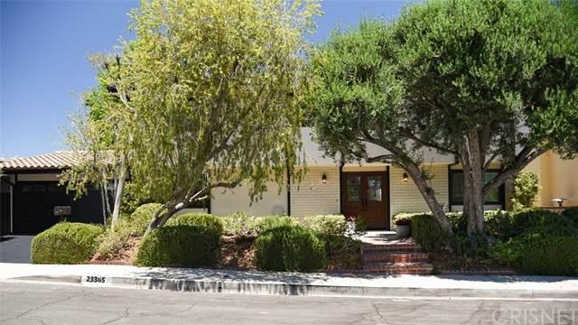 23365 Sandalwood Street, West Hills, CA 91307 (#SR21125368) :: Wahba Group Real Estate | Keller Williams Irvine