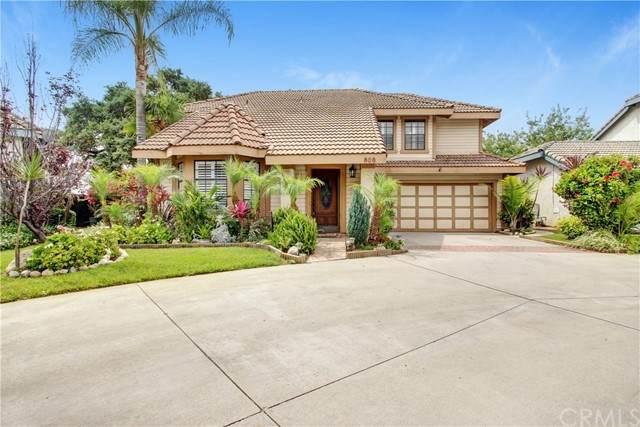 808 Alta Street, Monrovia, CA 91016 (#CV21125607) :: Berkshire Hathaway HomeServices California Properties
