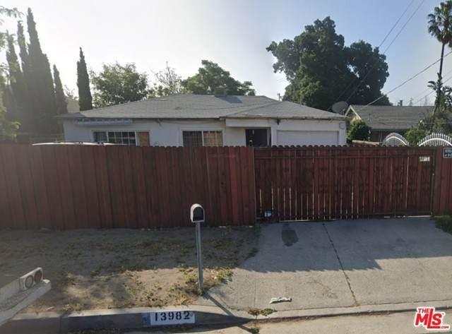 13982 Weidner Street, Pacoima, CA 91331 (#21746544) :: Zember Realty Group