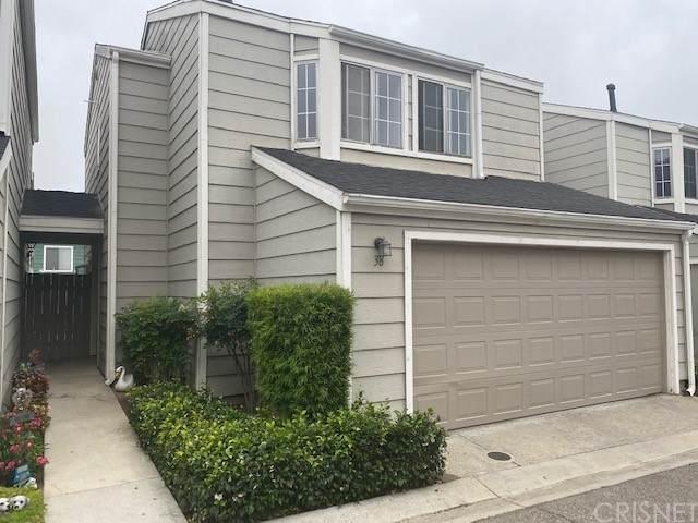 14152 Foothill Boulevard #38, Sylmar, CA 91342 (#SR21095850) :: Powerhouse Real Estate