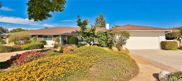 1630 Barnard Road, Claremont, CA 91711 (#CV21117188) :: Wahba Group Real Estate | Keller Williams Irvine