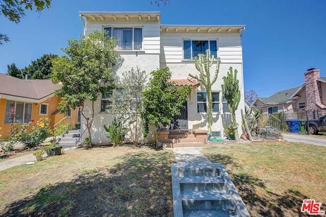 825 N Hobart Boulevard, Los Angeles (City), CA 90029 (#21747038) :: Legacy 15 Real Estate Brokers