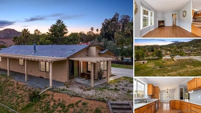 14305 Twin Peaks Rd, Poway, CA 92064 (#210015966) :: Wahba Group Real Estate | Keller Williams Irvine