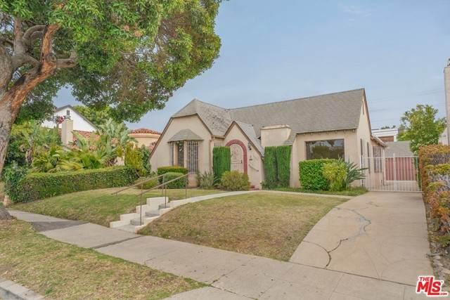6516 Colgate Avenue, Los Angeles (City), CA 90048 (#21745644) :: Legacy 15 Real Estate Brokers